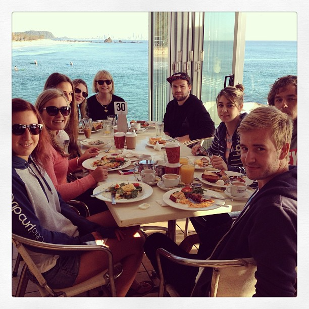 2013.04.24 Currumbin Beach Surf Club ANZAC Day