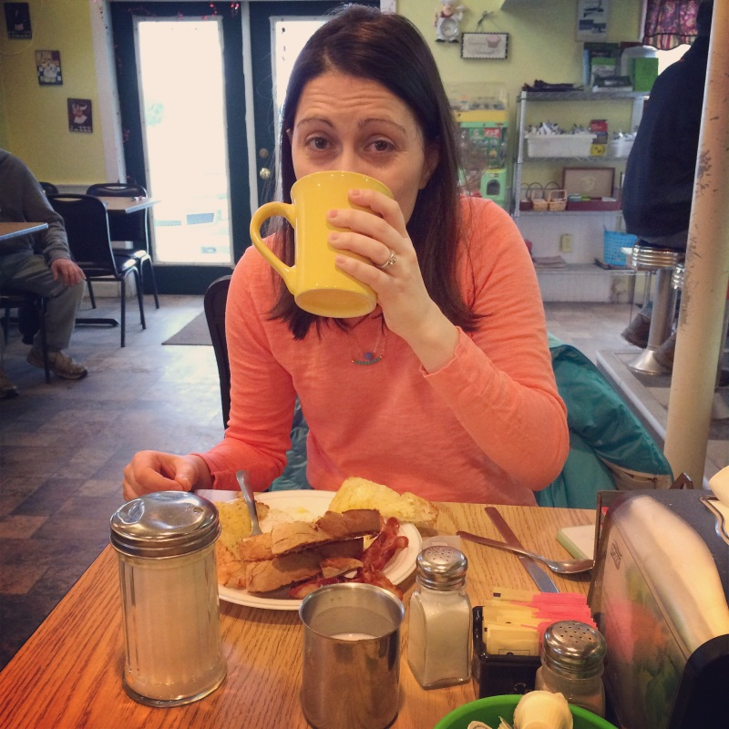 2015.02.26 Crossroads Diner. Bethel, Maine