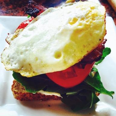 the great breakfast haiku challenge bacon egg and cheese